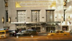 Exterior view Waldorf Astoria New York