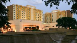 Buitenaanzicht Sheraton Fort Worth Downtown Hotel