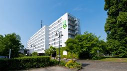Buitenaanzicht Holiday Inn FRANKFURT AIRPORT - NORTH
