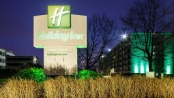 Buitenaanzicht Holiday Inn BRUSSELS AIRPORT