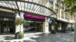 Exterior view Crowne Plaza PARIS-REPUBLIQUE