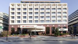 Buitenaanzicht Crowne Plaza ATHENS - CITY CENTRE
