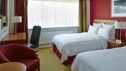 Room Newcastle Marriott Hotel Gosforth Park