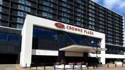 Exterior view Crowne Plaza BIRMINGHAM CITY CENTRE