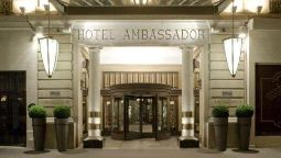 Exterior view Paris Marriott Opera Ambassador Hotel