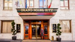 Exterior view Grand Hotel Ritz