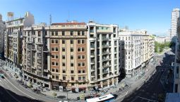 Exterior view Tryp Madrid Centro