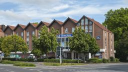 Buitenaanzicht Best Western Plus Crown Hotel