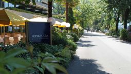Exterior view Royal Plaza Montreux & Spa