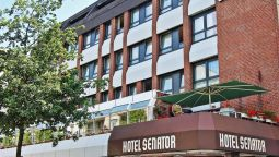 Exterior view City Partner Hotel Senator