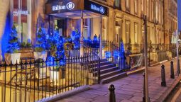 Exterior view Hilton Edinburgh Grosvenor