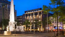Exterior view NH Collection Amsterdam Grand Hotel Krasnapolsky