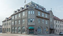 Buitenaanzicht First Hotel Breiseth
