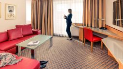 Junior suite Mercure Hotel Koeln City Friesenstrasse