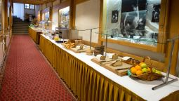 Breakfast buffet Waldhaus-Huldi