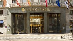 Exterior view InterContinental MADRID