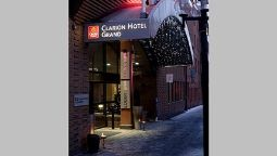 Exterior view Clarion Hotel Grand Ostersund