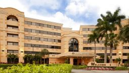 Exterior view DoubleTree by Hilton West Palm Beach Airport