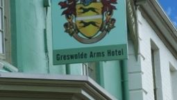 Exterior view Greswolde Arms Good Night Inns