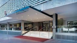 Exterior view NH Collection Madrid Eurobuilding