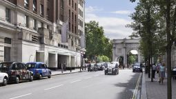 Exterior view CUMBERLAND HOTEL MARBLE ARCH