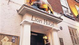 Exterior view The Lion Hotel Shrewsbury by Compass Hospitality