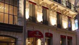 Buitenaanzicht Star Champs Elysees Best Western
