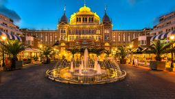 Buitenaanzicht Grand Hotel Amrath Kurhaus The Hague Scheveningen