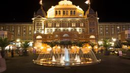 Exterior view Grand Hotel Amrath Kurhaus The Hague Scheveningen