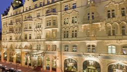 Exterior view Hotel Paris Prague