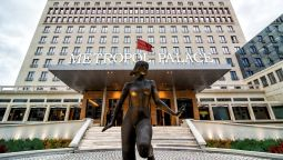 Metropol Palace a Luxury Collection Hotel Belgrade - Belgrad