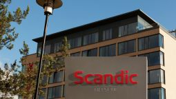 Exterior view SCANDIC HELSFYR