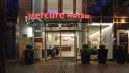 Exterior view Mercure Hotel Kaiserhof Frankfurt City Center