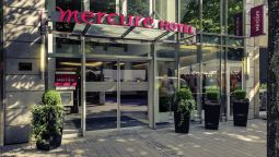 Buitenaanzicht Mercure Hotel Kaiserhof Frankfurt City Center
