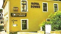 Exterior view Sonne City-Hotel