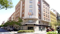 Exterior view NH Madrid Balboa