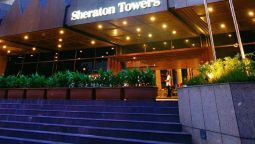 Buitenaanzicht Sheraton Towers Singapore