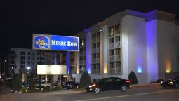 Exterior view BEST WESTERN PLUS MUSIC ROW