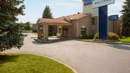 Buitenaanzicht TRAVELODGE BROCKVILLE