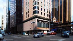 Buitenaanzicht Holiday Inn Express DENVER DOWNTOWN
