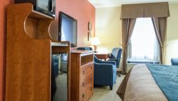 Kamers Comfort Inn Civic Center