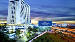 Exterior view Golden Tulip Sovereign Hotel - Bangkok