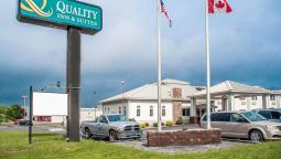 Quality Inn & Suites at I 81 Exit 45 - Watertown (New York)