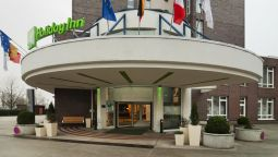 Buitenaanzicht Holiday Inn HAMBURG