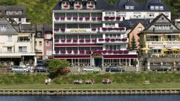 Exterior view Moselstern Hotel Brixiade & Triton