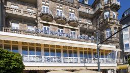 Exterior view Rheinhotel Loreley