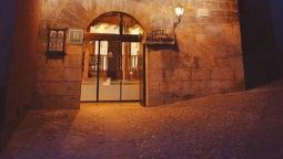 Exterior view Albarracin