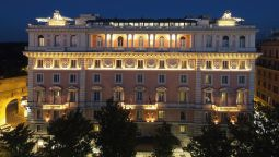 Exterior view Rome Marriott Grand Hotel Flora