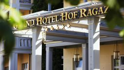 Exterior view Grand Resort Bad Ragaz