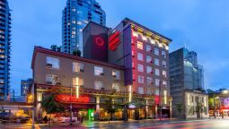 Buitenaanzicht HOWARD JOHNSON HOTEL VANCOUVER